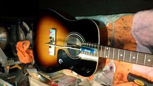 wanted guitar acoustic & violins Dead or Alive Bridge re glue London Ontario image 4