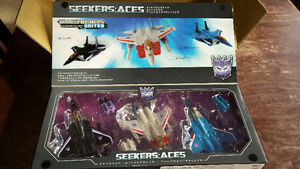 Transformers Seekers: Aces ASIA EXCLUSIVE