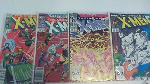 COMIC BOOKS - 1980's, GI JOE, WOLVERINE, AVENGERS, X-MEN