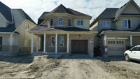 beautiful new build in north bowmanville