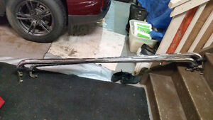 Come Box rails for Dodge Shortbox 2009 to 15