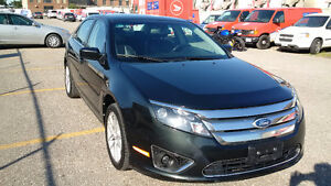 2010 Ford Fusion SEL Full Leather Heated Seats Power Options