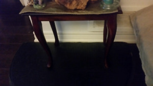 Lil wood table