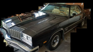 1977 Cutlass Supreme