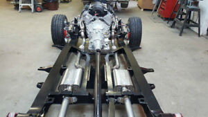 55-57 Chevy Car Custom Chassis - Flash Sale One Week Only!