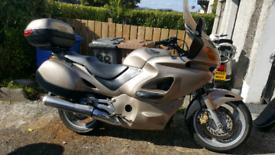 2000 Honda 650 deauville