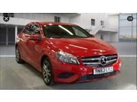 2013 Mercedes-Benz A-CLASS 1.8L A200 CDI BLUEEFFICIENCY SPORT 5d 136 BHP Hatchba