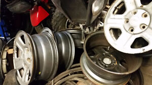 Jeep Wrangler 2009 and up rims London Ontario image 3