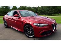 2017 Alfa Romeo Giulia 2.9 V6 BiTurbo Quadrifoglio Automatic Petrol Saloon