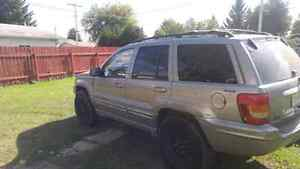 2000 jeep grand Cherokee limited v8