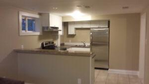 1 Bedroom Basement Apt. in South Etobicoke