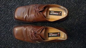 Men's leather shoes Size 43