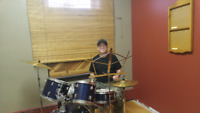 All ages drum lessons
