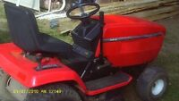 12hp MASTERCRAFT RIDING LAWNMOWER