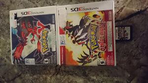 Seling pokemon games