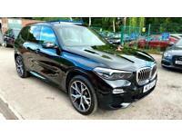 BMW X5 3.0 XDRIVE 3.0D M SPORT 2019 MEGA SPEC