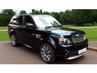 2013 Land Rover Range Rover Sport 3.0 SDV6 256hp 5dr Automatic Diesel 4x4