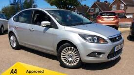 2011 Ford Focus 1.6 Titanium 5dr Manual Petrol Hatchback