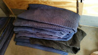 moving blankets $10 used