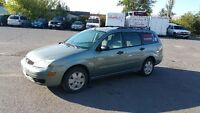 2006 Ford Focus Wagon - BEST OFFER MUST GO!!
