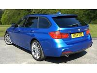 2014 BMW 3 Series 320d xDrive M Sport 5dr Step Automatic Diesel Estate