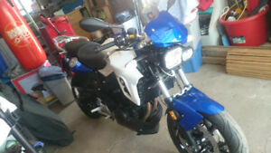 BMW F800R for Sale