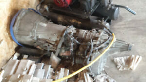 1996 4x4 transmission and transfer case, works good