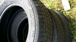 Free 215 70 15 and 225 60 17 Tires