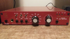 Golden Age Projects Pre73 Mk3 Mic Preamplifier and D.I.