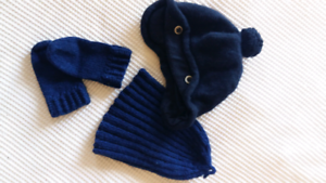Country Road baby beanie & mitten bundle Balaclava Port Phillip Preview