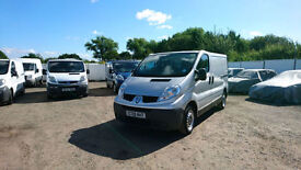 Renault Trafic 2.0TD SL27dCi 115, Full Service History, VGC, Choice of 5