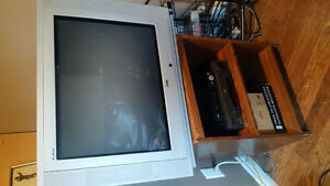 Free TV to give away