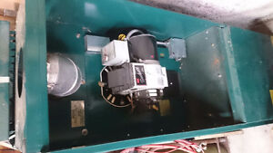 Newmac oil furnace and insulated chimney piping Peterborough Peterborough Area image 2