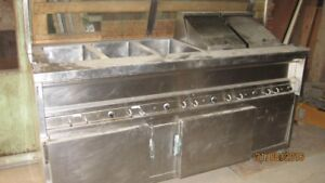 Steam Well Cabinet Unit