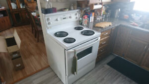 Moffat stove in good shape and clean $$175 obo