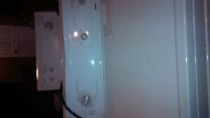 10 year old washer and dryer white too good to scra