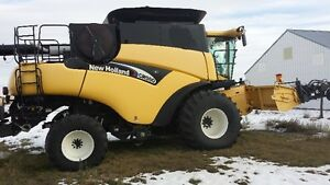 2003 New Holland CR960