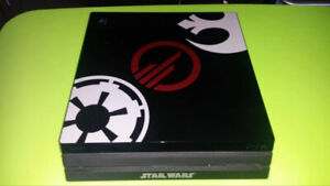 PS4 Pro Star Wars Console
