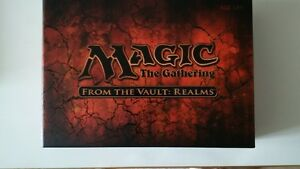 Magic: the Gathering - From the Vault: Realms - Brand New - MTG Kitchener / Waterloo Kitchener Area image 1