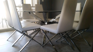 9 Piece Dining Table