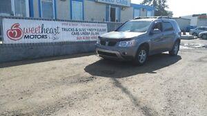 2006 Pontiac Torrent FWD    i year free warranty   3 day sale