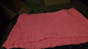 hand knitted stuff, hats, scarfs,baby blankets and more London Ontario image 6