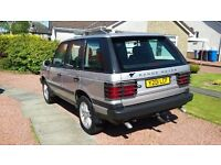 2001 Land Rover Range Rover P38 Diesel Automatic