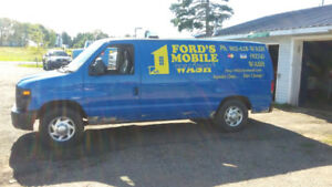 Ford's Mobile Wash