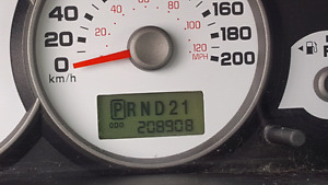 Ford escape 2005 xlt