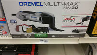 Outil oscillant Dremel Multi-Max MM-30 (New Price)