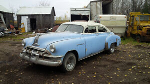 Chopped 1950 Pontiac Sedan