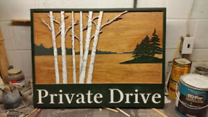 Home and Cottage Signs