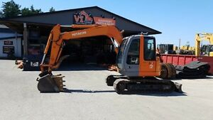 Hitachi ZX75US Mini Excavator