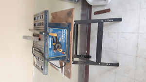 10-inch table saw